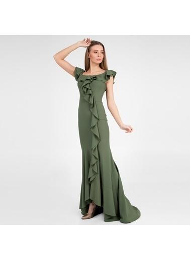 Trend Elbise Haki